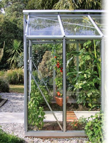 Christie glasshouses garden sheds - glasshouse