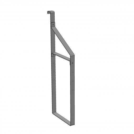 Pts190 Two Shelf Hook for Web
